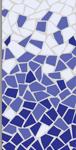 Cobalto, Azul Petróleo y Blanco