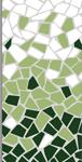 Verde Victoriano, Verde Mayo y Blanco