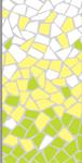 Verde Wasabi, Amarillo y Blanco